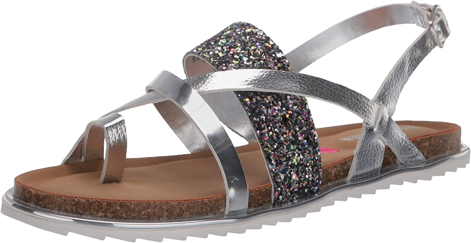 Steve Madden Unisex-Child Sandal It is very popular Jslicey Flat Selling and selling