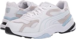 Puma White/Gray Violet/Heather/Puma Black