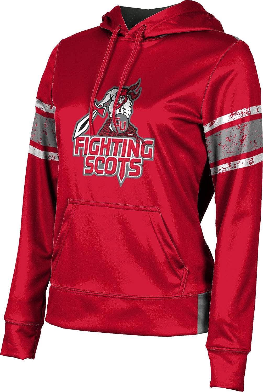 ProSphere Edinboro University Girls' Pullover Hoodie, School Spirit Sweatshirt (End Zone)
