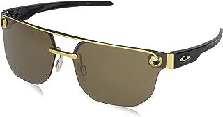 Oakley Men's Oo4136 Chrystl Square Metal Sunglasses