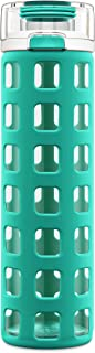 ello syndicate water bottle 20oz glass
