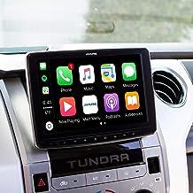 "Alpine Electronics iLX-F309TND Alpine Electronics ILX-F309TND 9"" in-Dash Mech-Less System for 2014-2019 4-Door Toyota Tundra"