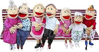 Fantoches Gigantes Família Carlu Brinquedos