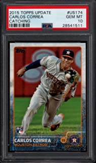 carlos correa rookie card