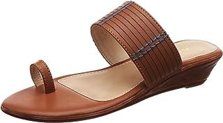 BATA Women's May Toe Ring Slippers
