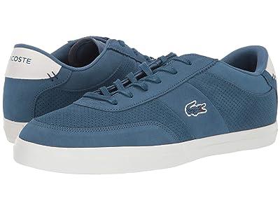 Lacoste Court-Master 219 1 CMA (Blue/Off-White) Men