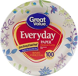 Best great value paper plates Reviews