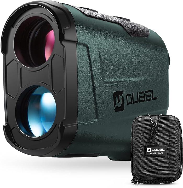Telemetro da golf/telemetro da caccia telemetro laser da 800 yard con funzione di calcolo della pendenza oubel B08QN1TCH6