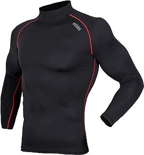 UV Sun Protection Long Sleeve Top Shirts Skins Tee Compression Base Layer