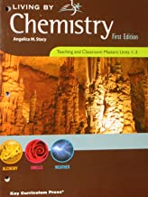 Living By Chemistry, Teaching and Classroom Masters: Units 1-3 (Alchemy, Smells, Weather)