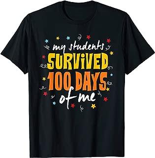 t shirt teacher survived