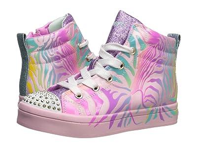 SKECHERS KIDS Twinkle Toes Twi-Lites 20225L (Little Kid/Big Kid) (Pink/Multi) Girl