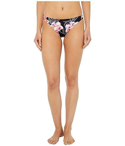 Roxy Print Beach Classics Fashion Full Swim Bottoms (Anthracite Zilla) Women
