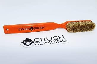 Crush Climbing Crush Brush Boars Hair Large Climbing Brush Free Training eBook