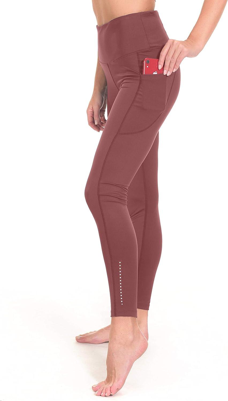 Dasawamedh Women's High Deluxe Ranking TOP8 Waist Yoga Control Pants Legg Tummy