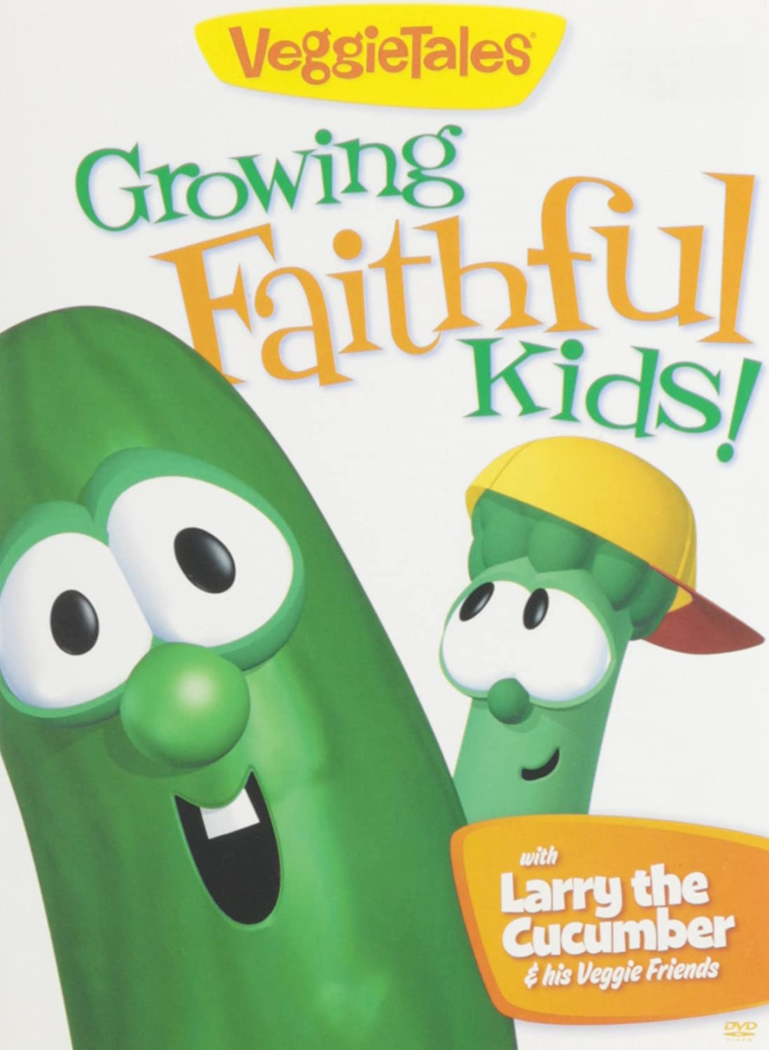 Veggie Max 58% OFF Tales Growing Kids sold out Faithful