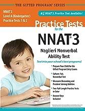 NNAT3® 2 Practice Tests Level A (Kindergarten) in Color_ Publisher of the #1 CogAT® Practice Test