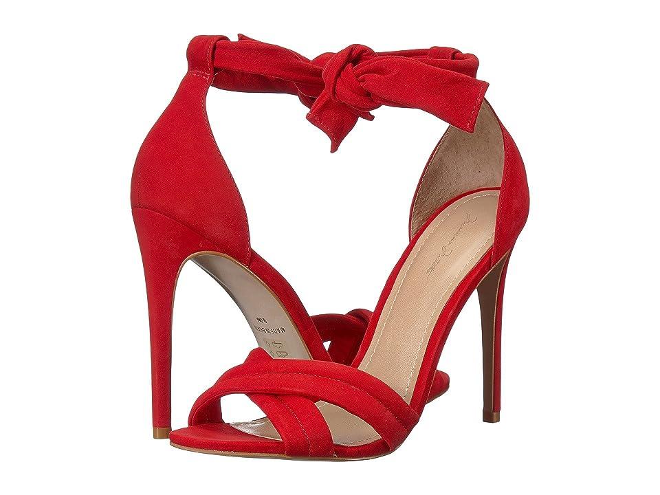 Massimo Matteo Resa (Passione Nubuck) High Heels