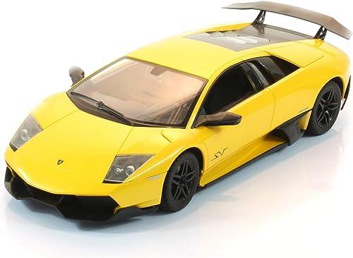 orden ahora disfrutar de gran descuento Jamara 403900  - Lamborghini Murcilago Color amarillo amarillo amarillo (1 14) [Importado de Alemania]  autentico en linea
