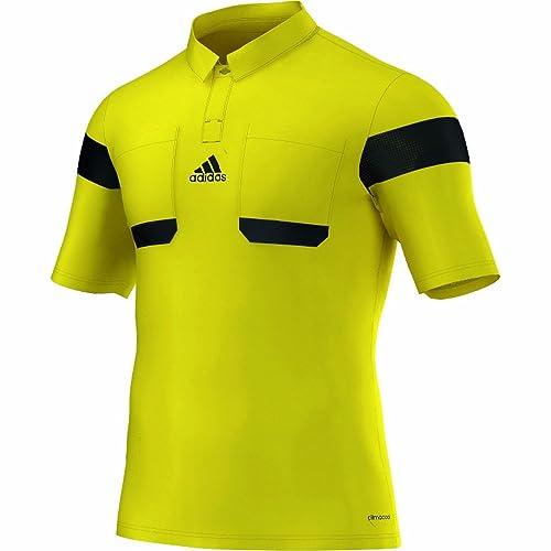 076213985 adidas Referee Jersey Champions League Yellow 2013 14