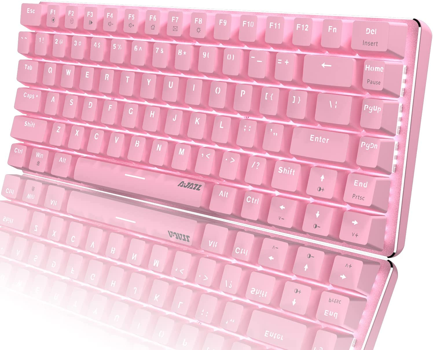 Pink Mechaincal Gaming Keyboard and Spring new work Blue Mouse Pad Switche Combo Discount is also underway