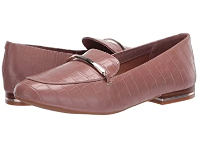 Kenneth Cole New York Balance Loafer Bar (Dark Mauve Embossed) Women