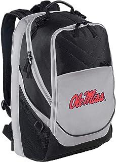 Broad Bay Ole Miss Drawstring Backpack Rich Cotton University of Mississippi Cinch Bag