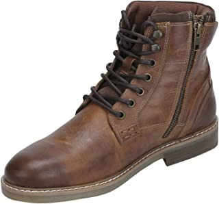 Red Tape Men's Rte1553 Leather Outdoor Boots