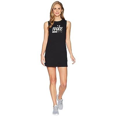 Nike Sportswear Metallic Dress (Black) Women