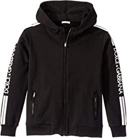 Jersey Hoodie with Branded Bands (Big Kids)