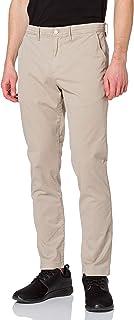 Calvin Klein Washed Slim Chino Pant Pantaloni Uomo