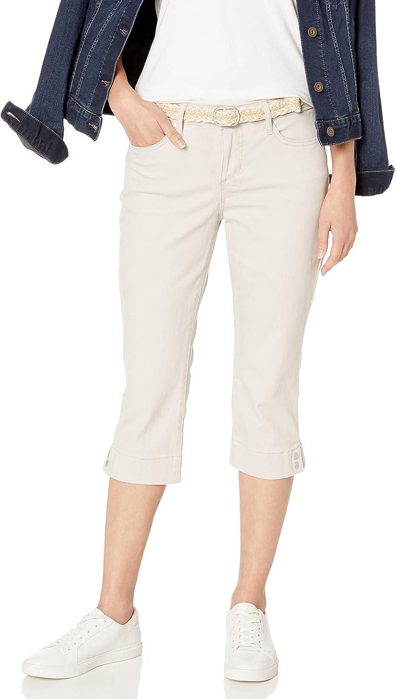 Gloria Vanderbilt Over item handling ☆ Women's Petite Mandie Belted Pocket Capri Be super welcome 5