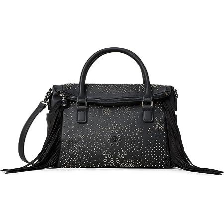 Desigual Womens Accessories PU Hand Bag, Black, U