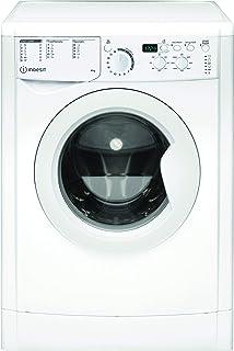 Indesit EWUD 41051 W EU N Lave-linge fin à chargement frontal, 4 kg, F, 1000 tours/min
