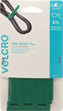 VELCRO Brand ONE-WRAP Ties   For Cables, Wires & Cords   6 Ct - 11