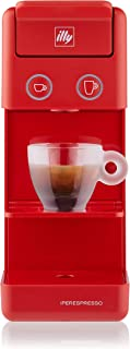 Illy 60286 Coffee Ipere espresso Y3.2, Red