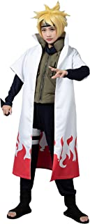 Namikaze Minato Cosplay Costume Only Cape mp002567