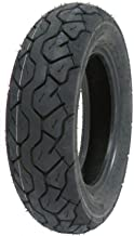 MMG Tire 110/90-10 Tubeless Front/Rear Motorcycle Scooter Street Tire - 10