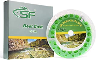 Best line lair fly fishing Reviews