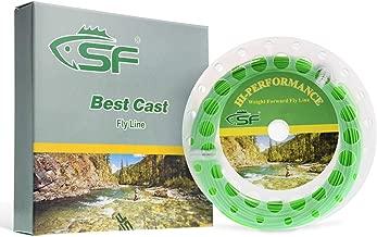 SF Weight Forward Floating Fly Fishing Line Welded Loop WF 1 2 3 4 5 6 7 8 9 wt