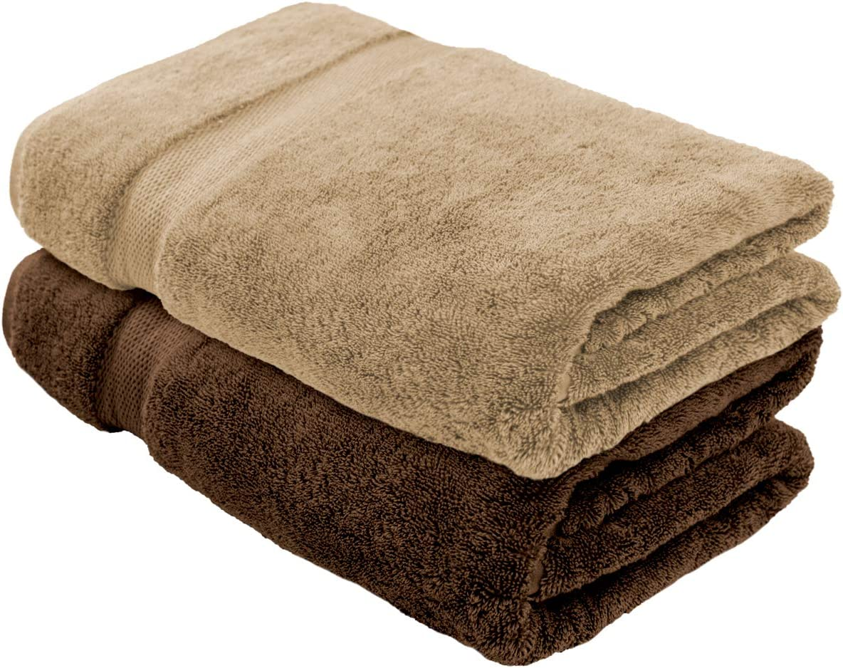 Cotton Calm trust Exquisitely Plush and Cash special price Bath Extra Towels Large Soft