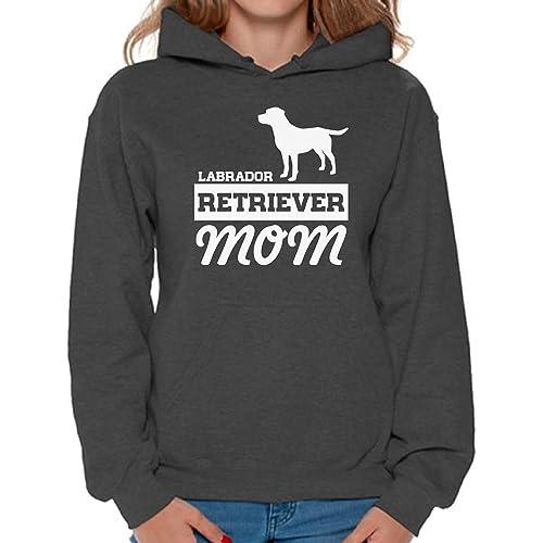 Labrador Retriever Heartbeat Dogs Lover Cute Funny Gift Idea for Men Sweatshirt