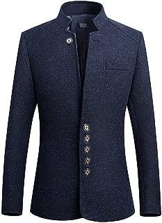 Best mandarin collar coat Reviews