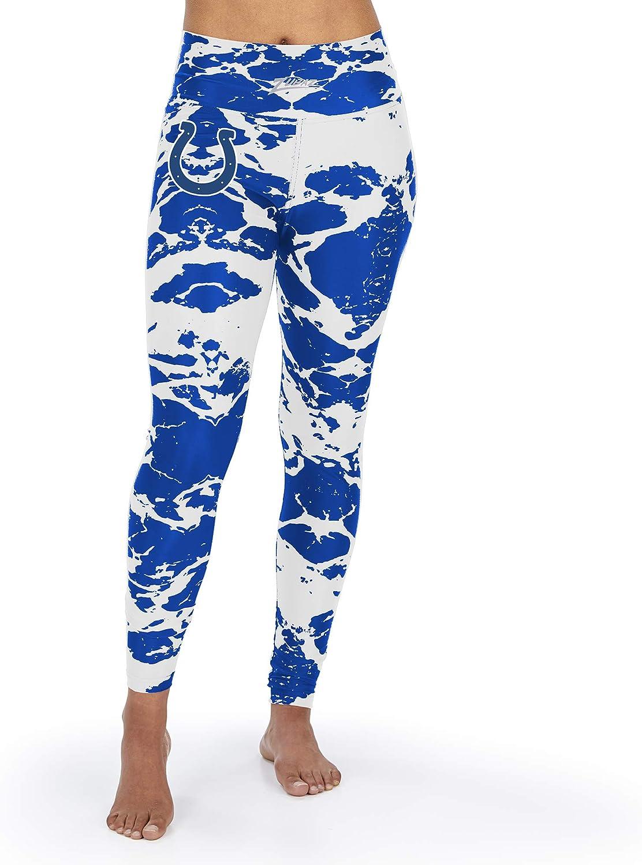 Zubaz Officially Licensed Women's NFL List price Team Lava Max 42% OFF Legging Color