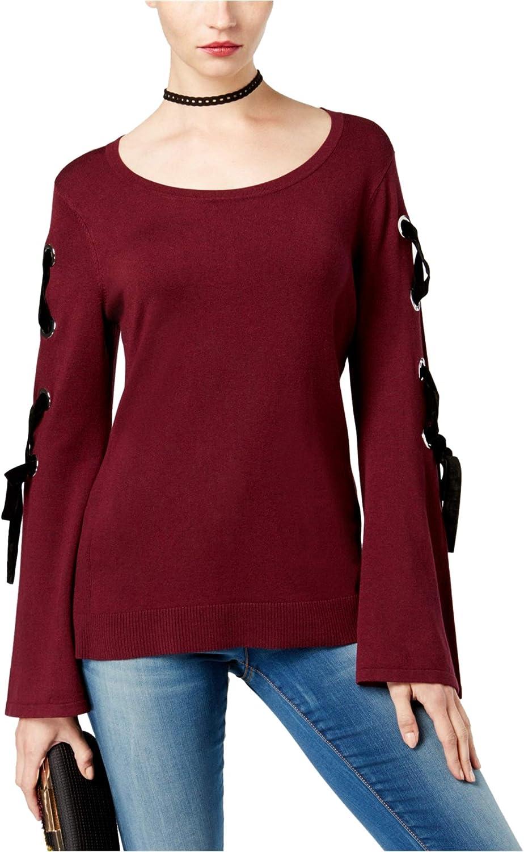 INC Womens Velvet Knit Sweater