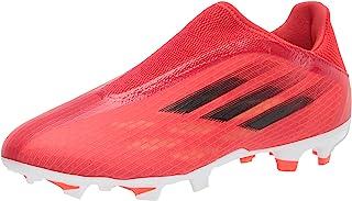 Unisex-Adult X Speedflow.3 Laceless Firm Ground Soccer Shoe