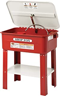 Shop Fox W1760 20 Gallon Parts Washer