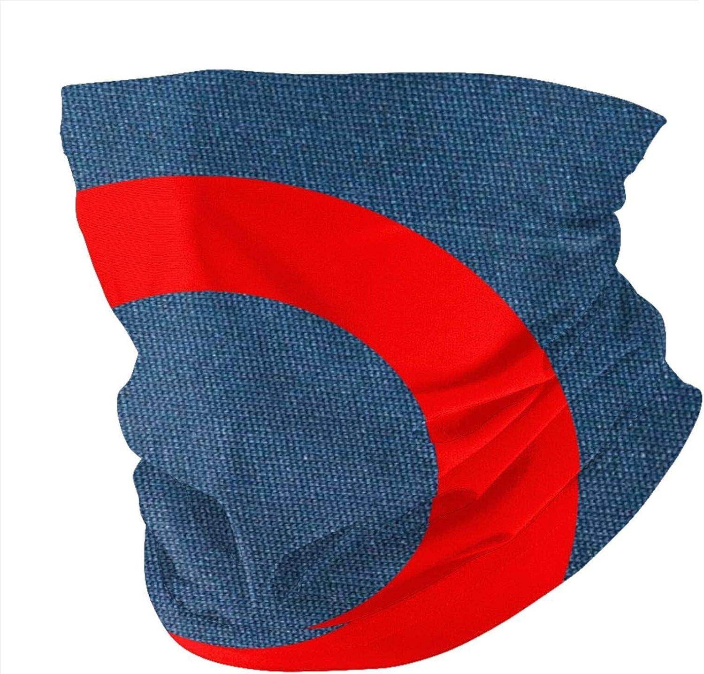 Phish Circles Unisex Headwear, Bandana, Neck Gaiter Head Wrap Headband Balaclava Magic Scarf