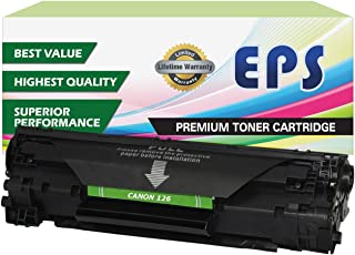EPS Compatible Toner Cartridge Replacement For Canon 126