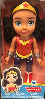 DC Toddler Petite WONDER WOMAN 15 Action Figure Doll 2017